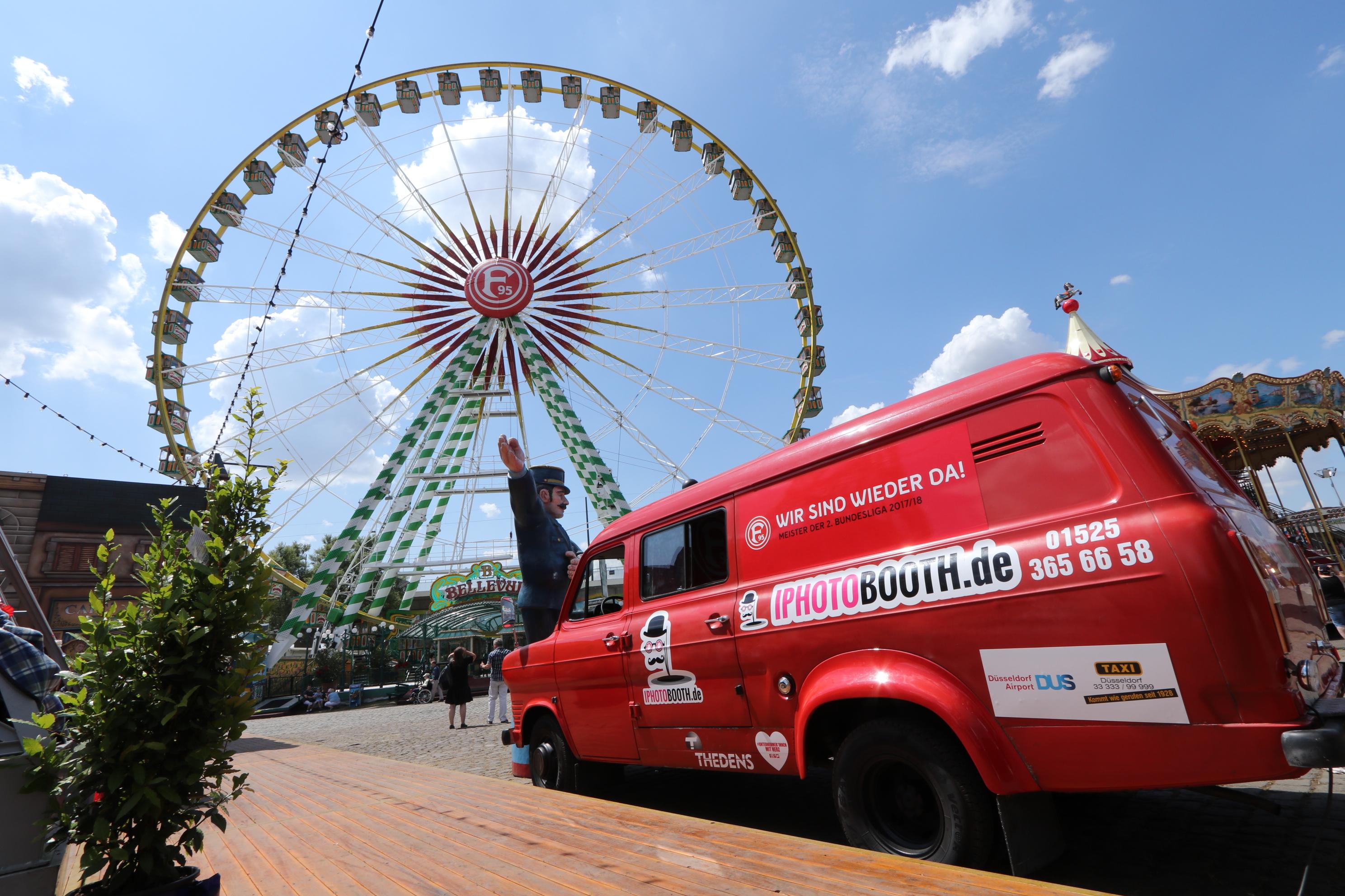 Feuerwehr-Fotobus