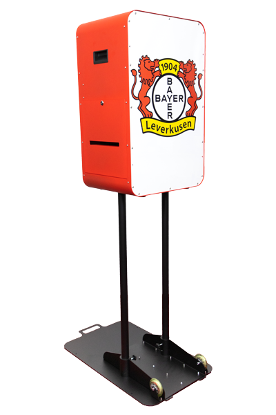 Bayer-Leverkusen-Fotobox-mieten-Photobooth-corporate-design